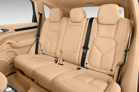 porsche carrera back seat 2016 porsche cayenne reviews and rating motor trend