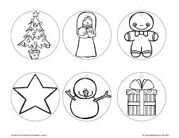 christmas ornament coloring pictures u2013 halloween wizard