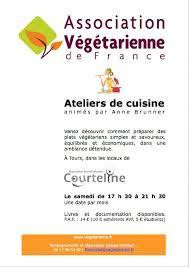 atelier cuisine tours ateliers de cuisine végétarienne à tours blogbio