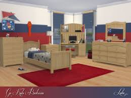 Bed Room Sets For Kids by Sims 4 Kids Bedroom Sets