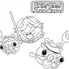 luke skywalker won imperial pigs angry bird star wars