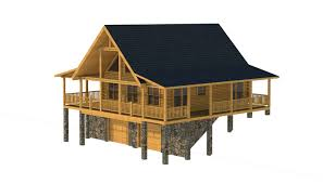 small log cabin plans small log cabin with panic room stokes log home cabin plans