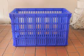 Jual Keranjang Container Plastik Bekas keranjang kontainer piring 10 tipe 2217 p
