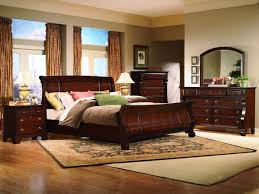 Sleigh King Size Bed Frame Absorbing Town Sleigh King Size Bedroom Sets With Brown Bed Frame