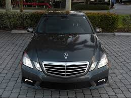 ft myers mercedes 2010 mercedes e350 4matic sport ft myers fl for sale in fort
