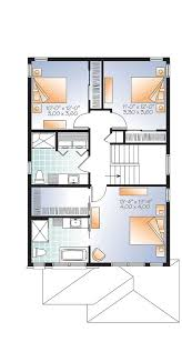 house plan w3877 v1 detail from drummondhouseplans com reverse