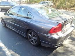 2005 s60r titanium gray 6 speed manual factory body kit