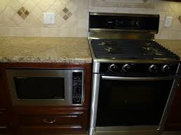 backsplash tiles with giallo ornamental diagonal or straight