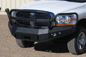 heavy duty truck bumpers dodge ram dodge 2006 front winch bumper from fab fours road com