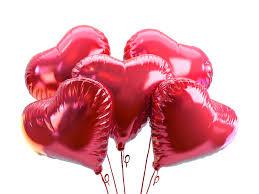 valentines day baloons pg e cautions against metallic s day balloons los gatos