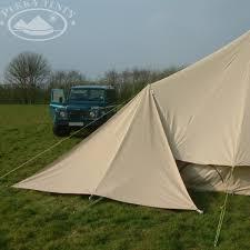 Bell Tent Awning Tri Awning 3x3x3m
