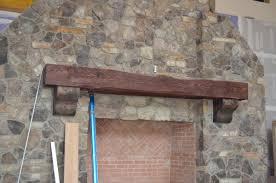 reclaimed rustic barn wood beam fireplace mantels nyc nj ct li