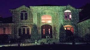 laser house lights decor