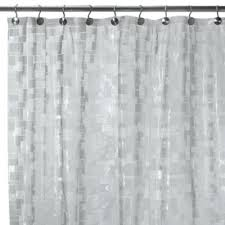 Shower Curtain Clear Buy Clear Shower Curtains From Bed Bath Beyond