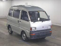 mitsubishi van 1995 mitsubishi minicab van 4wd 15830km street legal atv