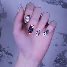 treat yo u0027self with wah nails and win mcm comic con tickets