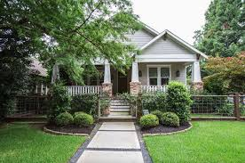 historic craftsman style bungalow gets stunning makeover in houston