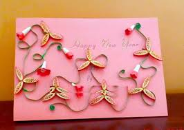 cards for handmade 3d cards for friends in pink color trendy mods