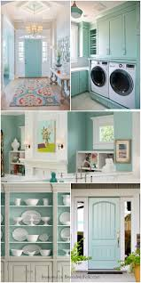 blue kitchen walls with wood cabinets blue kitchen decor