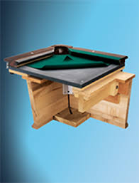 olhausen 7 pool table olhausen billiards manufacturing