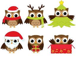 owl christmas owl christmas cliparts free clip free clip