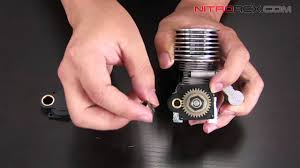 nitro rc monster truck kits nitrorcx guide how to install electric starter on a nitro rc car