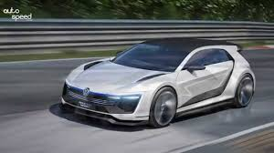 vw golf gte sport concept review interior and exterior youtube