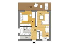 house plans small bungalow o50 djs architecture