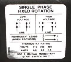 need wiring diagram for baldor 1hp single phase motor