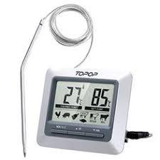 sonde de temperature cuisine balance électronique500g 0 01g mini balance numérique de poche pour