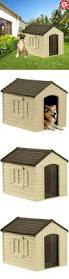 Kennel Mats Outdoor by Dog Houses 108884 Extra Large Dog House Kennel Durable Resin All