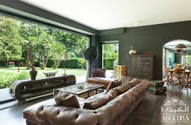 contemporary style by algedra interior design