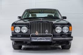bentley classic bentley turbo r 6 8 lwb classic youngtimers com