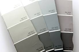 choosing gray paint colors gray house studio