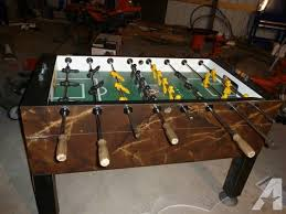 foosball tables for sale near me tornado foosball table coin op for sale in skiatook oklahoma