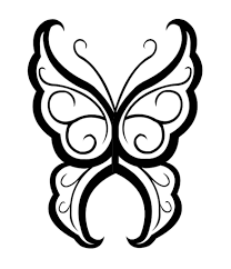 butterfly drawing designs butterfly tattoos and designs page 574