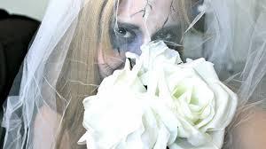 Wedding Dresses For Halloween by Halloween Dead Bride Tutorial Youtube