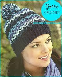 modelos modernos para gorras tejidas con patrones de gorro crochet paso a paso crochet y dos agujas