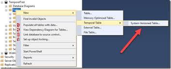 sql 2016 temporal table sql server temporal tables tim mitchell