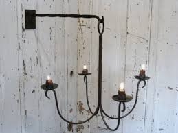 Wall Mount Chandelier Candle The Aquaria