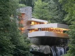 frank lloyd wright waterfall frank lloyd wright s fallingwater youtube