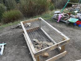 Rabbit Hutch From Pallets Building A Small Rabbit Hutch 12 Steps With Pictures