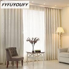 rideaux fenetre cuisine 2 couleur moderne de luxe élégant imprimé rideau fenêtre stores