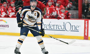 name of high school in usa nhl draft two time minn state ch samberg ready to hear