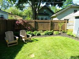 Backyard Landscaping Ideas For Privacy by Front Garden Ideas For Privacy Yard Fence Kadonsky Nepeditor