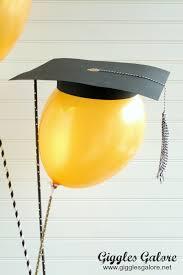 diy graduation cap balloon gift cap graduation ideas and grad