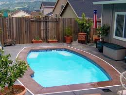 Best  Small Inground Pool Ideas On Pinterest Small Pool - Great backyard pool designs