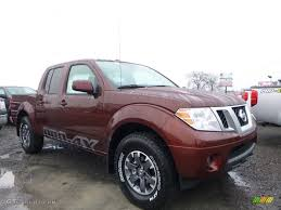 nissan frontier pro 4x 2017 2016 forged copper nissan frontier pro 4x crew cab 4x4 108572892