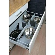 organiseur de tiroir cuisine accessoire tiroir cuisine free des tiroirs modulables pour un