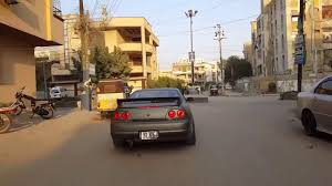nissan skyline price in pakistan street drifting nissan gtr from pakistan 2017 hd must watch youtube